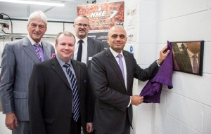 HME Training Centre Opening
