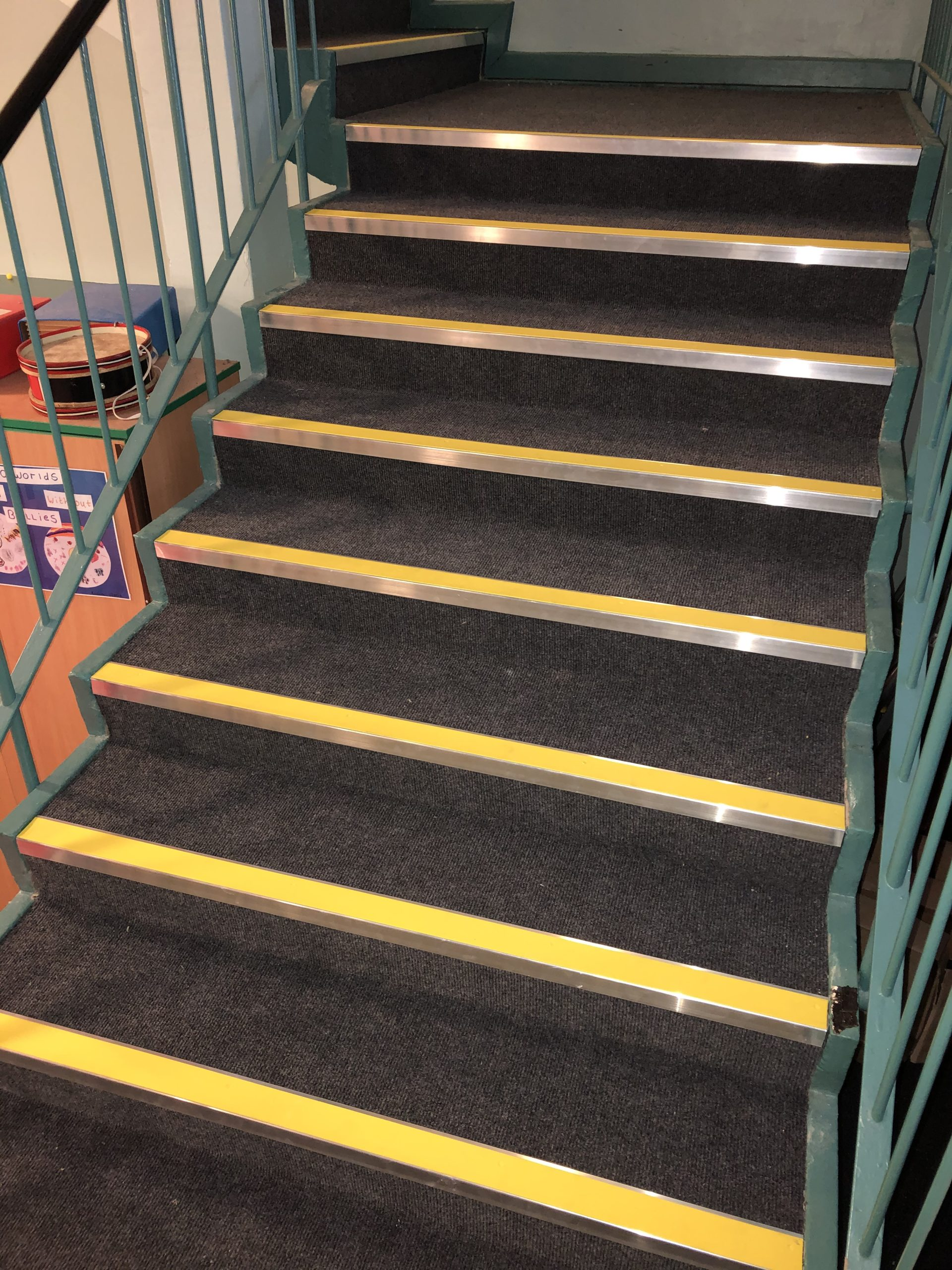 Oak Hill First School Staircase