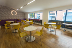 Witley Jones manufacture furniture for The Bewdley School