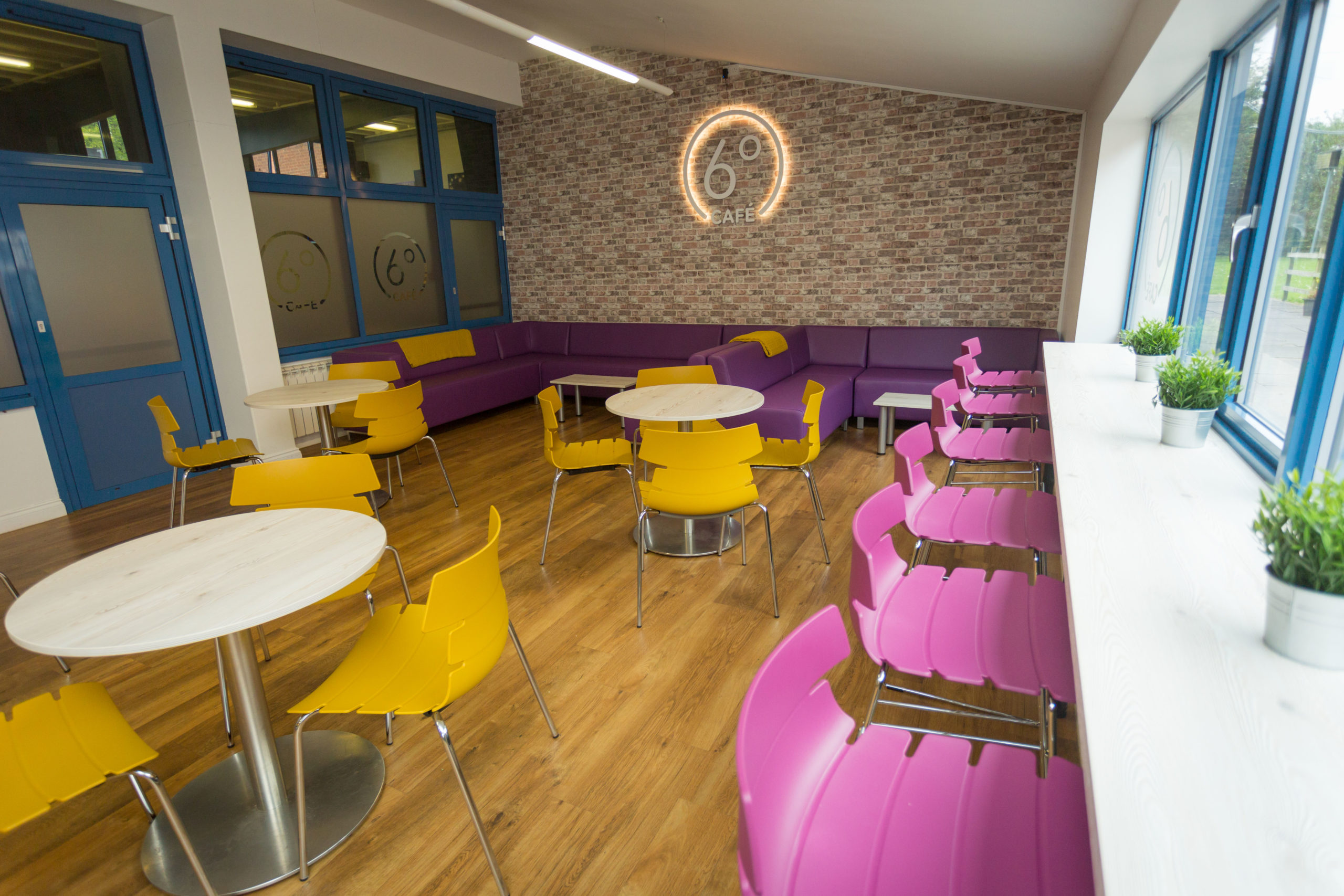 The Bewdley School Sixth Form Cafe