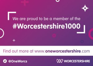 Member of Worcestershire1000